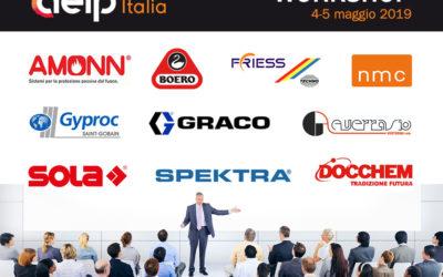4-5 MAGGIO 1° Workshop nazionale DELP ITALIA