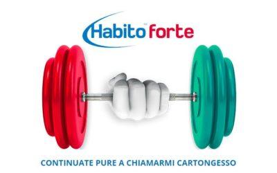 Con Habito Forte, Gyproc rivoluziona il cartongesso
