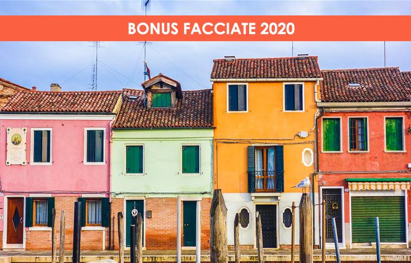 Bonus Facciate 2020, come funziona? News e aggiornamenti