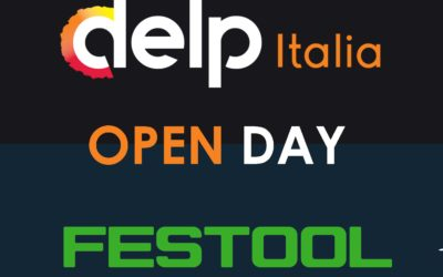 OPEN DAY Festool nei negozi DELPITALIA