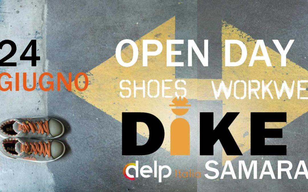 24 giugno- DELP Samarate: OPENDAY Dike abbigliamento da lavoro